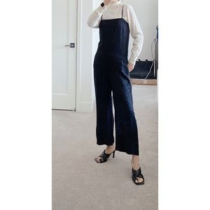 Theory Silk blended Jumpsuit